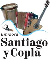 L--- Emisora Santiago y Copla, Greogoria de Laferrere, BA 1120