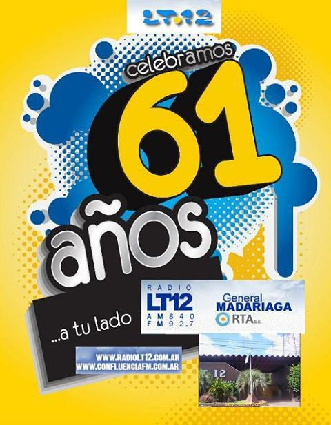 LT12 Radio General Madariaga