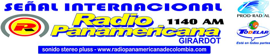 HJCL Radio Panamericana, Girardot, CLM 1140