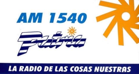 Radio Patria 1540