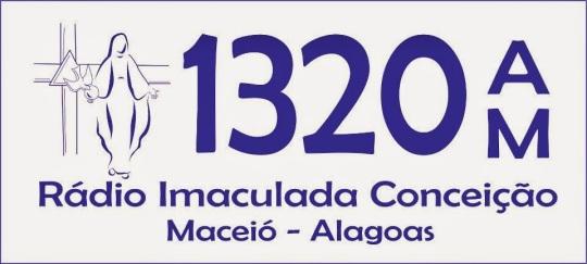 ZYH243 Rádio Imaculada Conceição, Maceió AL 1320
