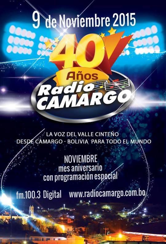 Radio Camargo 3390