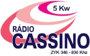ZYK346 Radio Cassino 830